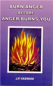 Burn Anger Before Anger Burns You