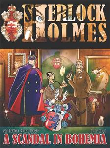 A Scandal In Bohemia – A Sherlock Holmes Graphic Novel