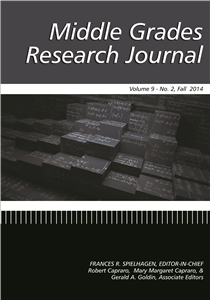 Middle Grades Research Journal - Single Issue