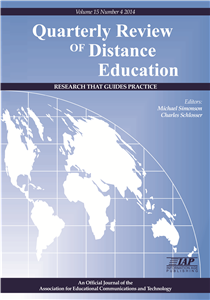 Quarterly Review of Distance Education