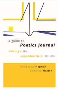 A Guide to Poetics Journal