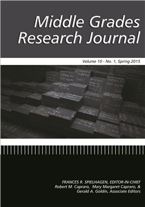 Middle Grades Research Journal - Issue