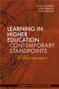 Learning in Higher Education - Contemporary Standpoints