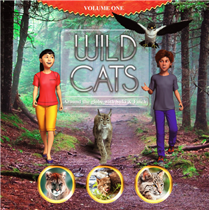 Wild Cats, around the globe with Suki & Finch