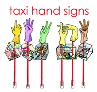 Taxi Hand Signs