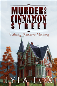 Murder on Cinnamon Street