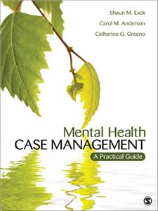 Mental Health Case Management