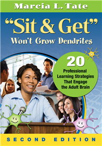 """""""Sit and Get"""" Won't Grow Dendrites"""