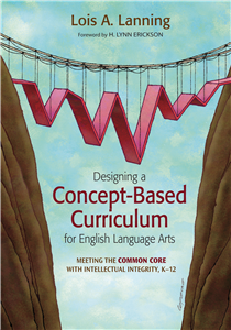 Designing a Concept-Based Curriculum for English Language Arts