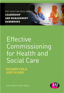Effective Commissioning in Health and Social Care