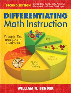 Differentiating Math Instruction, K-8