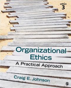 Organizational Ethics
