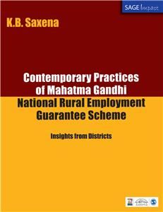 Contemporary Practices of Mahatma Gandhi National Rural Employment Guarantee Scheme