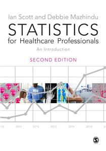 Statistics for Healthcare Professionals