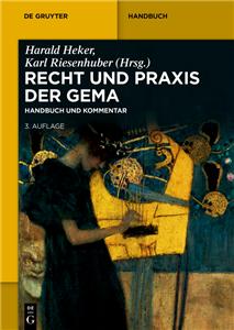 Recht und Praxis der GEMA