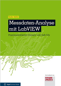 Measurement Data Analysis with LabVIEW