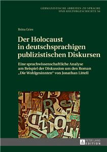 Der Holocaust in deutschsprachigen publizistischen Diskursen