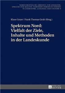 Spektrum Nord: Vielfalt der Ziele, Inhalte und Methoden in der Landeskunde