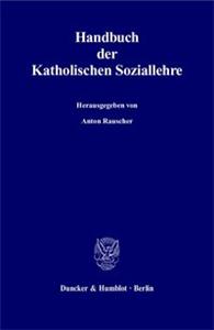 Handbuch der Katholischen Soziallehre.