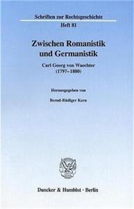 Zwischen Romanistik und Germanistik.