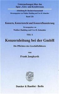 Konzernleitung bei der GmbH.