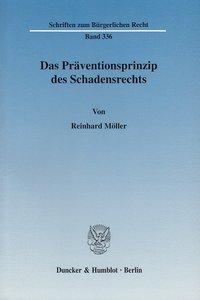 Das Präventionsprinzip des Schadensrechts.