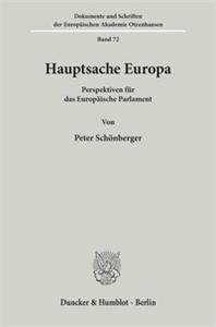 Hauptsache Europa.