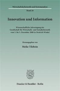 Innovation und Information.