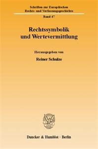 Rechtssymbolik und Wertevermittlung.