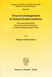 Treasurymanagement in Industrieunternehmen.