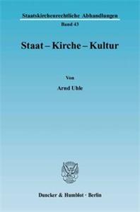 Staat - Kirche - Kultur.