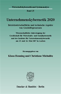 Unternehmenskybernetik 2020.