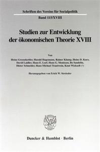 Knut Wicksell als Ökonom.