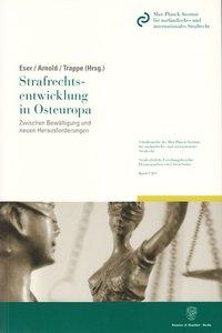 Strafrechtsentwicklung in Osteuropa.