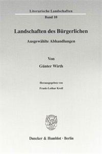 Landschaften des Bürgerlichen.