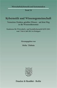 Kybernetik und Wissensgemeinschaft.