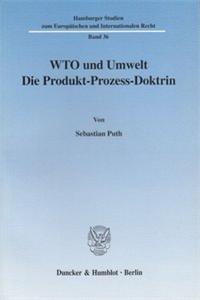WTO und Umwelt.