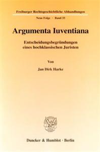 Argumenta Iuventiana.