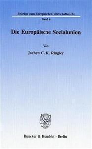 Die Europäische Sozialunion.