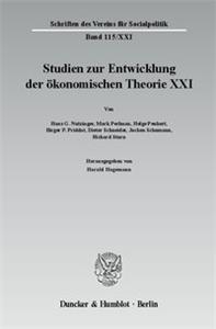 Ökonomie und Religion.