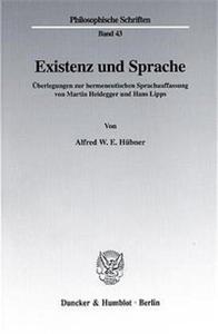 Existenz und Sprache.