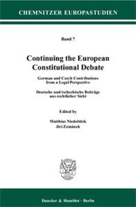 Continuing the European Constitutional Debate.