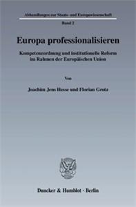 Europa professionalisieren.