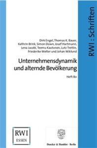 Unternehmensdynamik und alternde Bevölkerung.