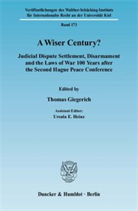 A Wiser Century?