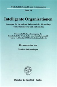 Intelligente Organisationen.