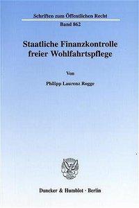 Staatliche Finanzkontrolle freier Wohlfahrtspflege.