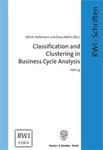 Classification and Clustering in Business Cycle Analysis.