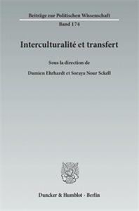 Interculturalité et transfert.