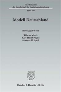 Modell Deutschland.